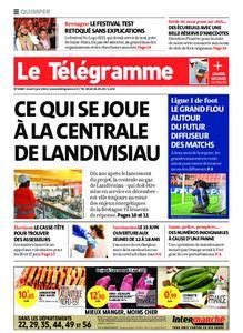 Le Télégramme Quimper – 03 juin 2021