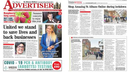 The Herts Advertiser – January 07, 2021