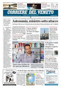Corriere del Veneto Vicenza e Bassano – 27 febbraio 2019