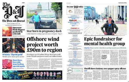 The Press and Journal Moray – September 25, 2018