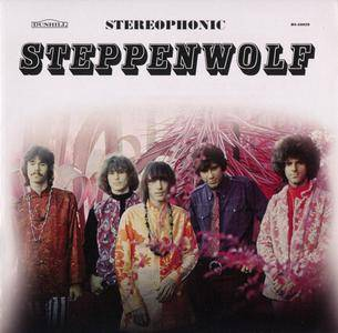 Steppenwolf - Steppenwolf (1968) [Analogue Productions, Remastered 2013] Audio CD Layer