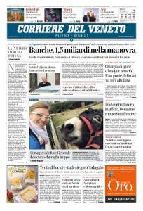 Corriere del Veneto Padova e Rovigo – 18 ottobre 2018