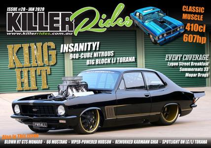 Killer Rides - January 2020