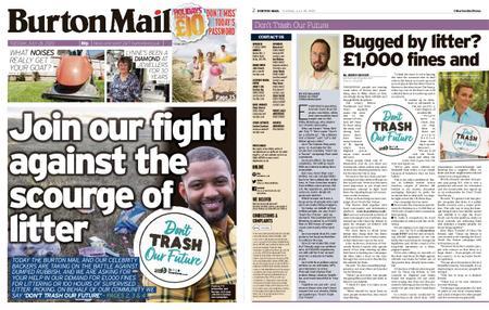 Burton Mail – July 28, 2020