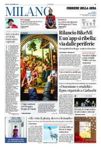 Corriere della Sera Milano – 01 dicembre 2018