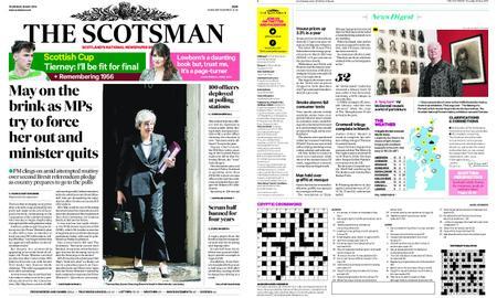 The Scotsman – May 23, 2019