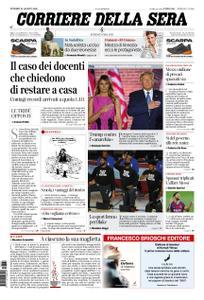 Corriere della Sera – 28 agosto 2020