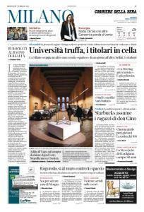 Corriere della Sera Milano - 7 Febbraio 2018