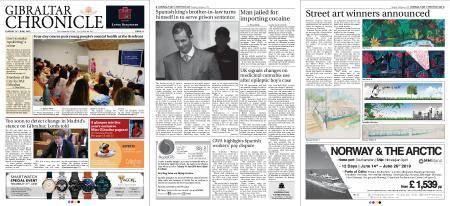 Gibraltar Chronicle – 19 June 2018