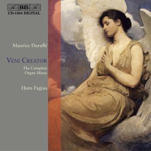 Hans Fagius - Durufle: Veni Creator - The Complete Organ Music (2002)