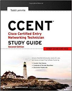 CCENT Cisco Certified Entry Networking Technician Study Guide (Repost)