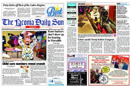The Laconia Daily Sun – February 28, 2019