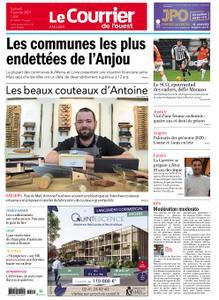 Le Courrier de l'Ouest Angers – 09 janvier 2021