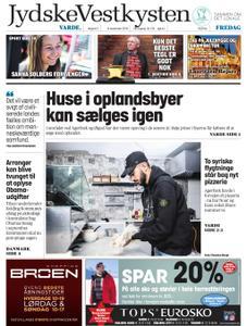 JydskeVestkysten Varde – 09. november 2018