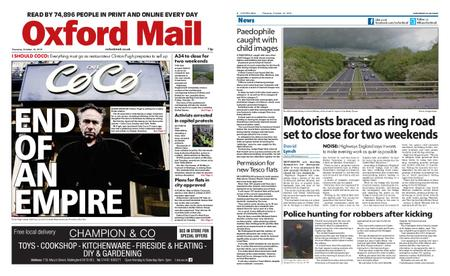Oxford Mail – October 10, 2019