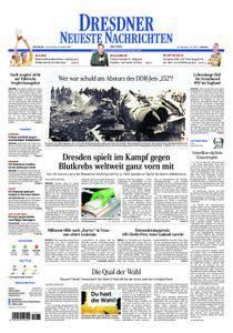 Dresdner Neueste Nachrichten - 31. August 2017