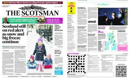 The Scotsman – March 01, 2018