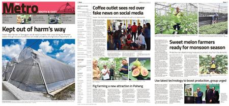 The Star Malaysia - Metro South & East – 19 October 2018