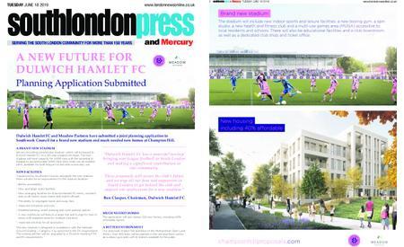 South London Press – June 18, 2019