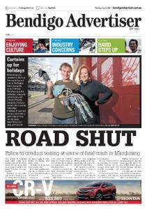 Bendigo Advertiser - July 12, 2018