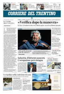 Corriere del Trentino - 21 Ottobre 2017