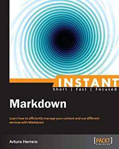 Instant Markdown