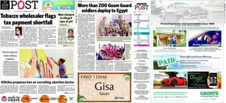 The Guam Daily Post – June 19, 2019