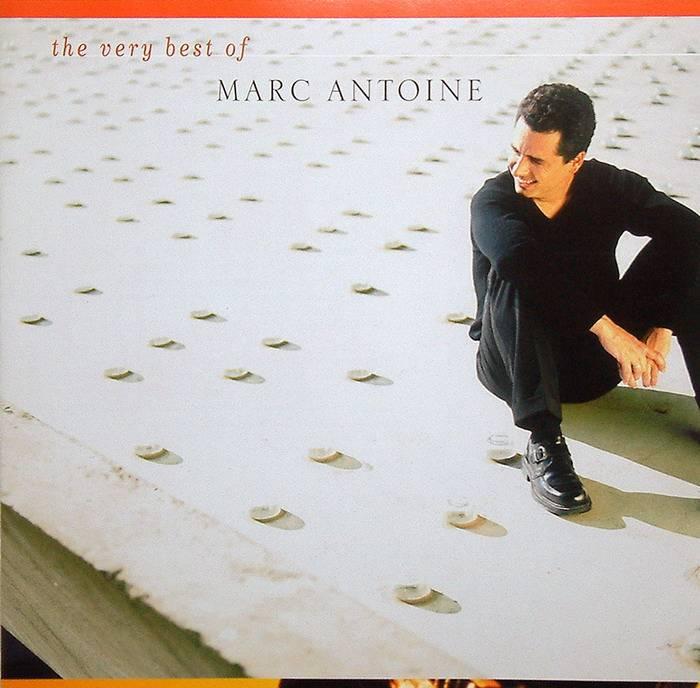 The Very Best of Marc Antoine (2003)