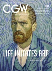 CGW. Computer Graphics World - September/October 2017