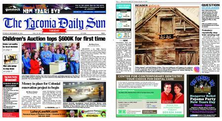 The Laconia Daily Sun – December 10, 2019