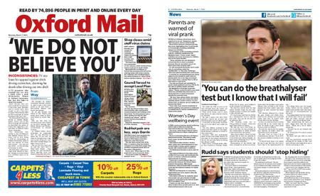 Oxford Mail – March 07, 2020