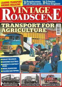 Vintage Roadscene - April 2019