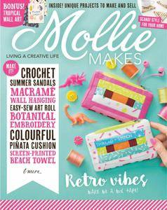 Mollie Makes  - August 2018