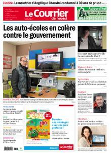 Le Courrier de l'Ouest Cholet – 06 novembre 2020