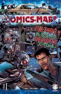 Evil Dead 2 A Merry Deadite X-Mas 001 (2016)