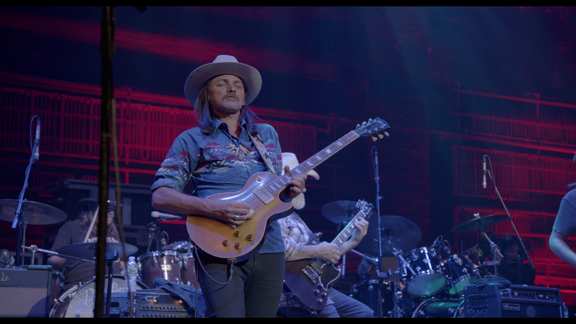 The Dickey Betts Band - Ramblin' Man: Live At The St. George Theatre (2019) {The Allman Brothers Band family} Blu-Ray
