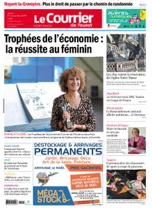 Le Courrier de l'Ouest Nord Anjou – 21 novembre 2019