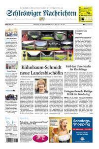 Schleswiger Nachrichten - 28. September 2018