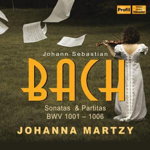 Johanna Martzy - J.S. Bach: Violin Sonatas & Partitas, BWV 1001-1006 (2011)