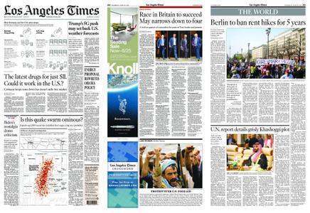 Los Angeles Times – June 20, 2019