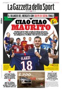 La Gazzetta dello Sport Sicilia – 03 settembre 2019