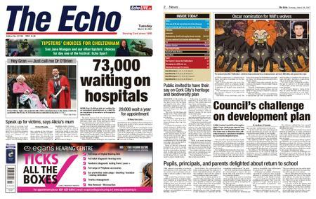 Evening Echo – March 16, 2021