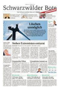Schwarzwälder Bote Hechingen - 09. Februar 2019