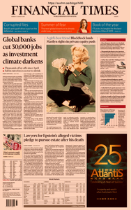 Financial Times Europe – 12 August 2019