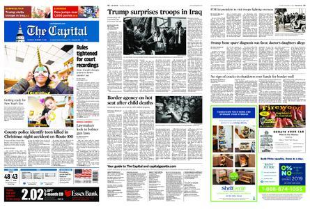 The Capital – December 27, 2018