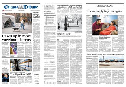 Chicago Tribune – April 12, 2021