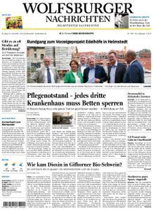 Wolfsburger Nachrichten - Helmstedter Nachrichten - 19. Juli 2019