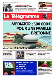 Le Télégramme Ouest Cornouaille – 14 janvier 2021