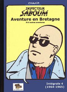 Inspecteur Saboum - Tome 4 - Aventure en Bretagne