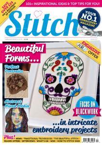 Stitch Magazine - Issue 117 - February-March 2019